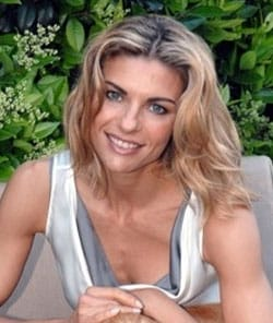 MARTINA COLOMBARI, modella e conduttrice televisiva, 34 anni