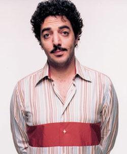 MAX GAZZÈ, cantante, 42 anni