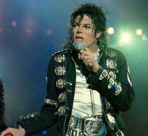 Michael Jackson (foto: Harrison Funk - Kikapress)