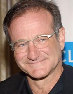 ROBIN WILLIAMS, attore, 57 anni