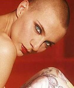 ROSALINDA CELENTANO, attrice, 41 anni