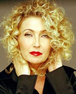 ROSSANA CASALE, cantante, 50 anni