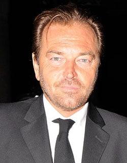 SEBASTIANO SOMMA, attore, 49 anni