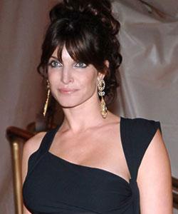 STEPHANIE SEYMOUR, ex modella, 41 anni