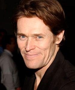 WILLEM DAFOE, attore, 54 anni