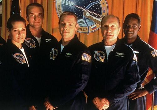 Il cast del film «Deep Impact»