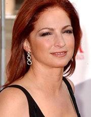 GLORIA ESTEFAN, cantante, 52 anni