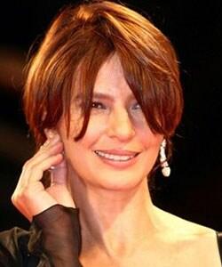 LAURA MORANTE, attrice, 53 anni