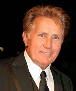 MARTIN SHEEN, attore, 69 anni