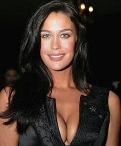 MEGAN GALE, 34 anni, modella