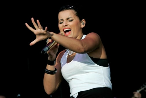 Nelly Furtado (foto Kikapress)