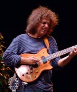 PAT METHENY, chitarrista, 55 anni