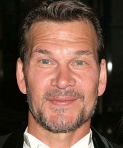 PATRICK SWAYZE, attore, 57 anni