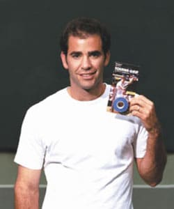 PETE SAMPRAS, ex tennista, 38 anni