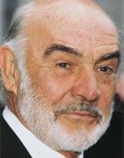 SEAN CONNERY, attore, 79 anni
