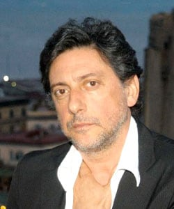 SERGIO CASTELLITTO, attore e regista, 56 anni