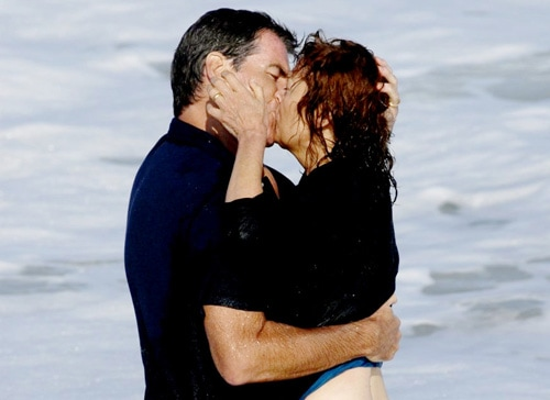 Pierce Brosnan e Susan Sarandon
