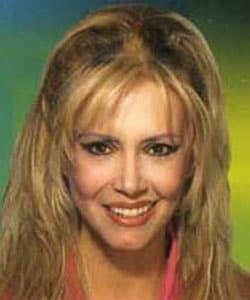TIZIANA RIVALE, cantante, 51 anni