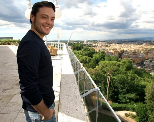 Tiziano Ferro (foto Iwan Palombi)