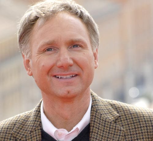 Dan Brown (foto Kikapress)