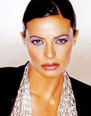NATALIA ESTRADA, attrice, 37 anni