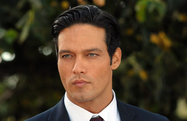 Gabriel Garko, protagonista de «L'onore e il rispetto»