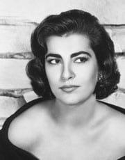 IRENE PAPAS, attrice, 83 anni