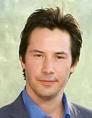 KEANU REEVES, attore, 45 anni