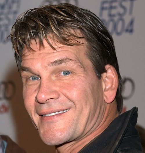 Patrick Swayze (foto Kika Press)
