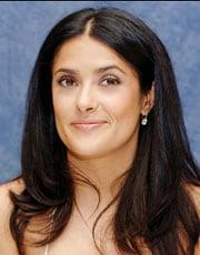 SALMA HAYEK, attrice, 43 anni