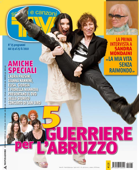 Sorrisi n. 25 2010