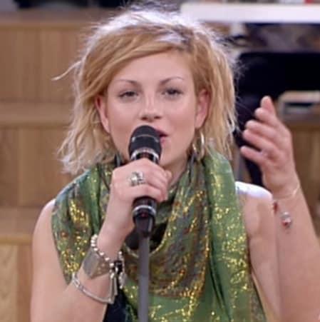 Emma Marrone (Firenze, 25 maggio 1984) – Canto. Ha fatto parte della squadra della Luna ed è alunna di Charlie Rapino.
