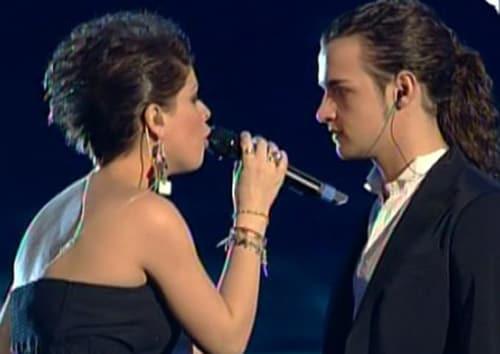 Alessandra Amoroso e Valerio Scanu