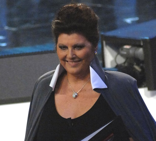 Claudia Mori (foto Kikapress)