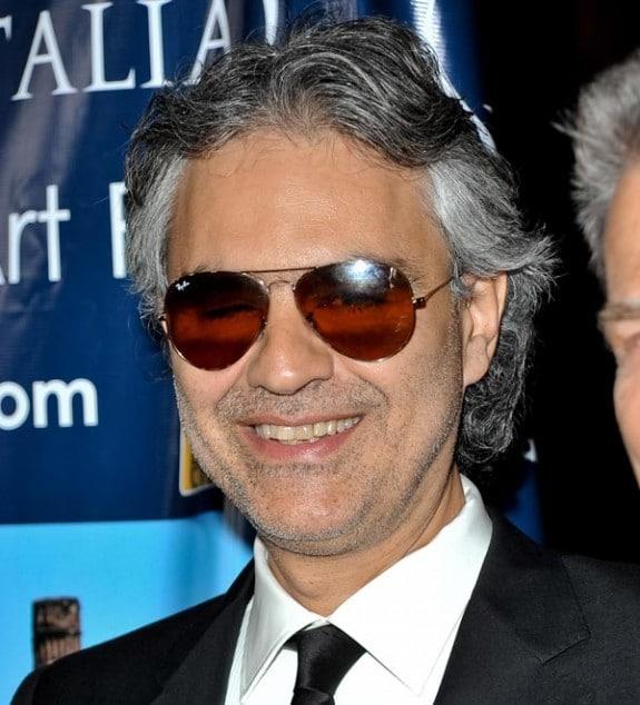 Andrea Bocelli (Foto Kika Press & Media)