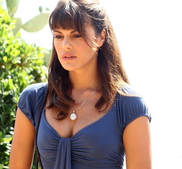 Bianca Guaccero in «Capri 3»