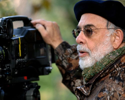 Francis Ford Coppola (foto Armando Gallo)