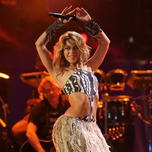 Shakira (foto Kika Press)