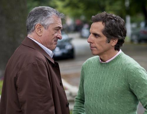 Robert De Niro e Ben Stiller in «Vi presento i nostri»