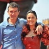 Salma Hayek, Antonio Banderas (foto Kikapress)