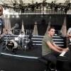 Gruppo sul palco