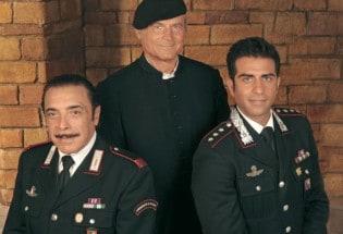 Nino Frassica, Terence Hill e Simone Montedoro
