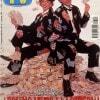 1995: con Fabrizio Frizzi e i biglietti della Lotteria Italia