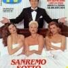 1992: a Sanremo con Baudo, Alba Parietti e Brigitte Nielsen