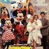 1992: con Fabrizio Frizzi a EuroDisney