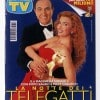 1997: presenta con Pippo Baudo la Notte dei Telegatti