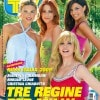 2009: con le Miss Martina Colombari, Miriam Leone e Cristina Chiabotto