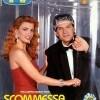 """1991: con Fabrizio Frizzi nella doccia di """"Scommettiamo che..."""""""