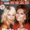 2002: Maria ospita Sophia Loren a «C'è posta per te»