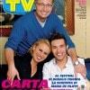 2009: Maria festeggia a Sanremo con Paolo Bonolis la vittoria di Marco Carta al Festival